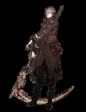 The Reaper I Am Setsuna Wiki Fandom