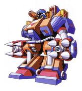 Vile's Goliath/Brown Bear Armor