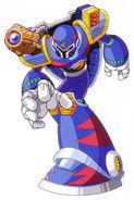Vile Mk-II (Mega Man X3)
