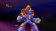 Vile Solo Attack (Project X Zone 2)