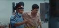 Брат пытается споить милиционера