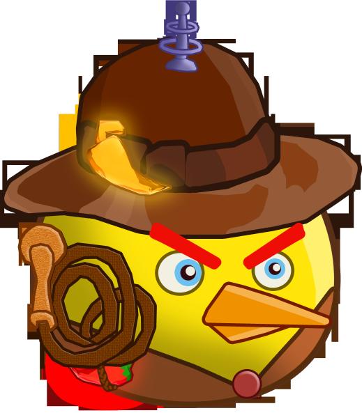 Рэйми (Angry Birds Фанон Вики)