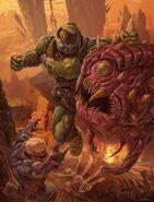 Slayer vs demon