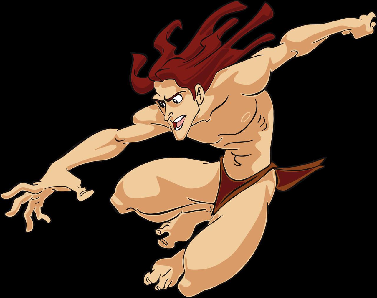 Тарзан (Дисней)