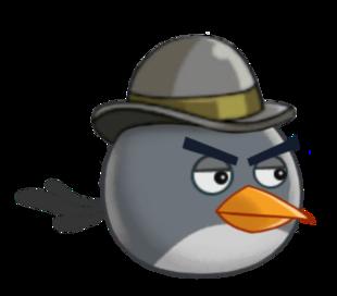 Конрад (Angry Birds Фанон Вики)