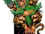 Ягуар-Воин