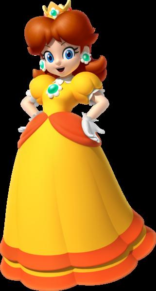 Принцесса Дейзи
