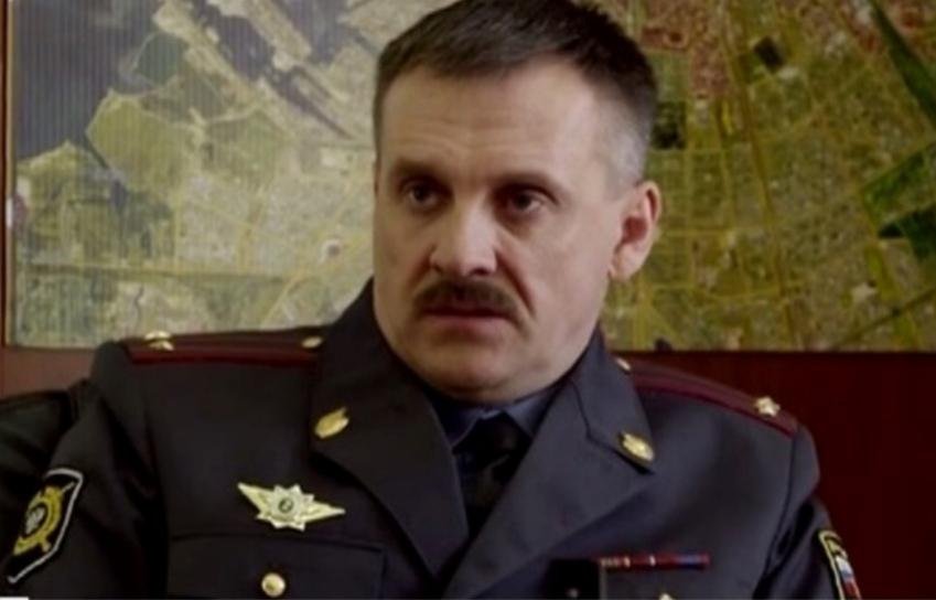 Фёдор Михайлович Статюк