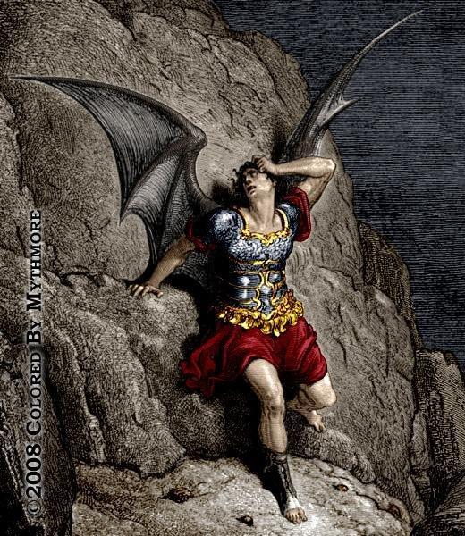 Дьявол (Литература)