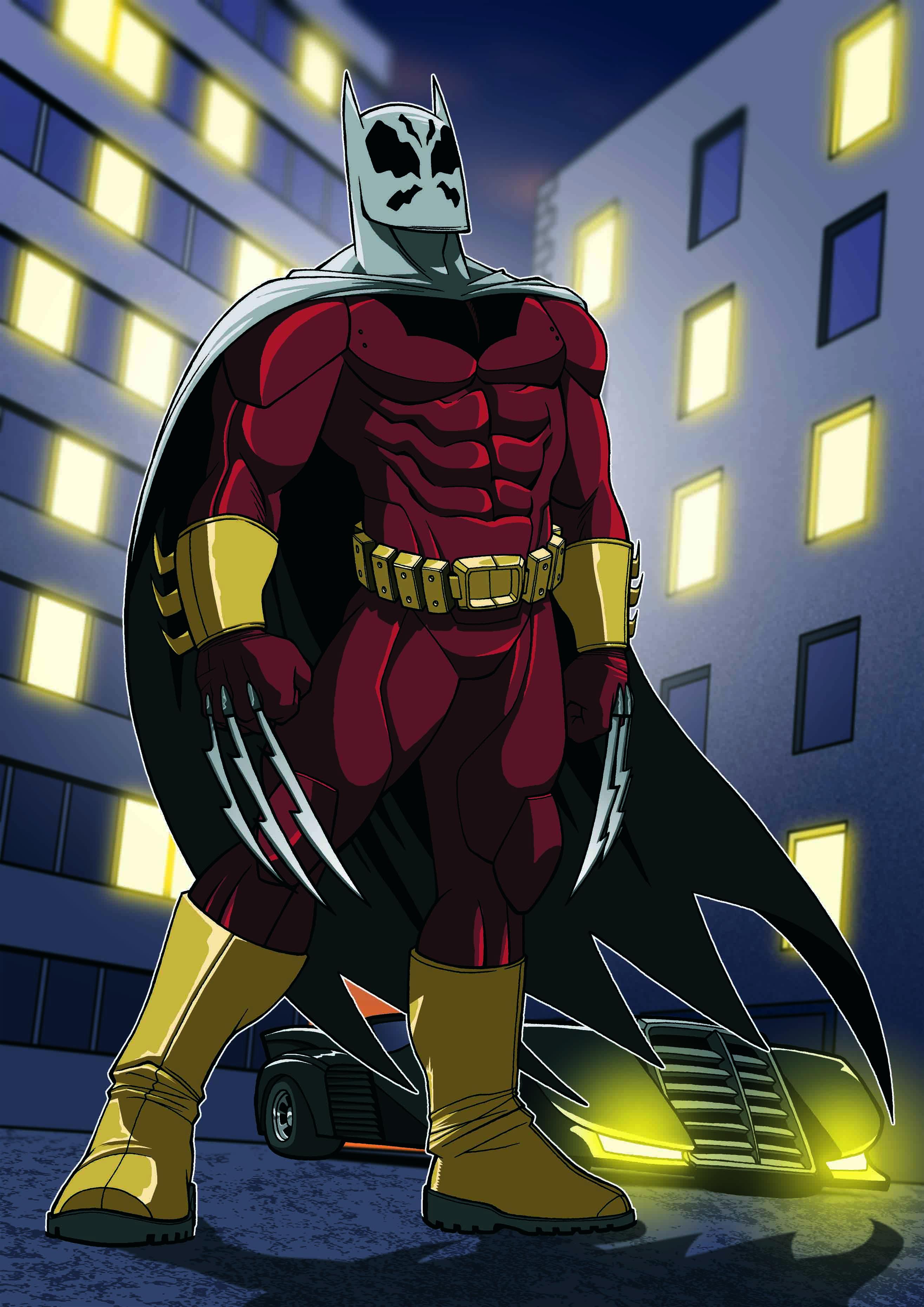 Идеальный Супергерой