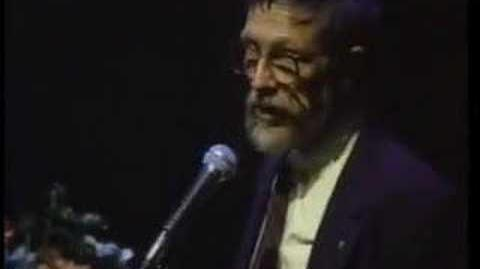 Gary Snyder on Ecology and Poetry - part 1