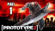 Prototype 2 Walkthrough - Part 1 Opening & the Mercer Virus PS3 XBOX PC (P2 Gameplay Commentary)