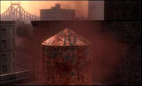 Infected Water Towers