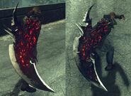 Blade level max