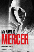 P2 My Name Is Mercer Poster