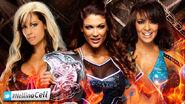 HIAC 2012 Divas Match