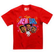 The New Day Unicorn Balloon Youth Authentic T-Shirt