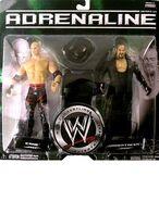 WWE Adrenaline Series 24 Undertaker & Kane