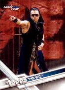 2017 WWE Wrestling Cards (Topps) The Miz 53
