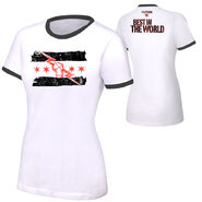 CM Punk Best In the World Women's T-Shirt