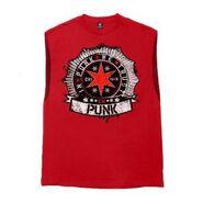 CM Punk in-punk-we-trust-cut T-Shirt