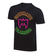 WWE x NERDS Ultimate Warrior Parts Unknown Vintage T-Shirt