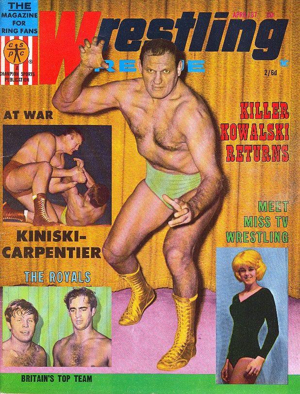 Wrestling Revue - April 1967