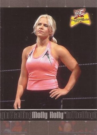 2001 WWF The Ultimate Diva Collection (Fleer) Molly Holly (No.71)