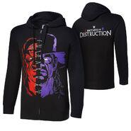 Brothers of Destruction Full-Zip Hoodie Sweatshirt