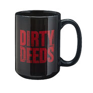 Dean Ambrose Dirty Deeds 15 oz. Mug