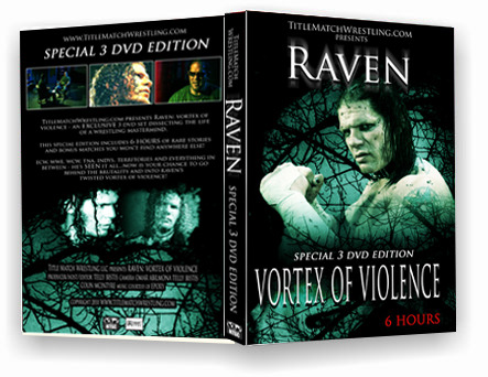 Raven: Vortex of Violence