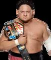 Samoa Joe US Champion
