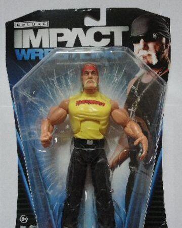 Hulk Hogan (TNA Deluxe Impact 8)   Pro Wrestling   Fandom