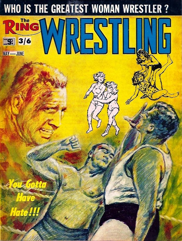 The Ring Wrestling - May 1968