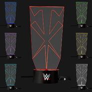 Undertaker 7 Color Changing 3D Desk Light