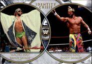2018 Legends of WWE (Topps) Macho Man Randy Savage IC 14