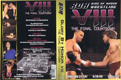 ROH Glory by Honor VIII