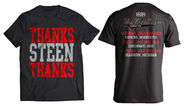 Kevin Steen Thanks Steen Thanks T-Shirt