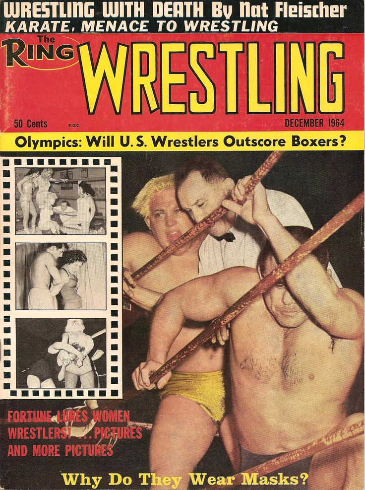 The Ring Wrestling - December 1964
