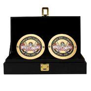 WrestleMania 37 Side Plate Box Set