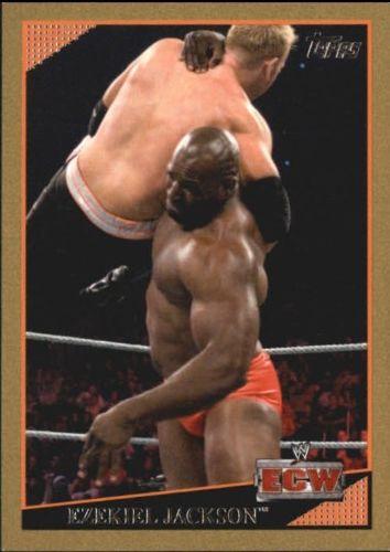 2009 WWE (Topps) Ezekiel Jackson (No.71)