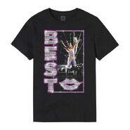 Bianca Belair Best Authentic T-Shirt