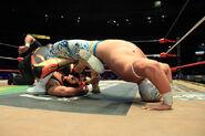 CMLL Super Viernes (January 11, 2019) 12