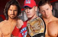 ER 2011 - WWE Title Match