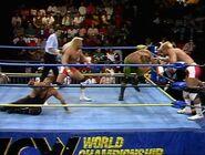 February 23, 1993 WCW Saturday Night 4