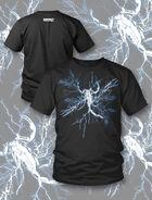 Sting Blue Lightning T-Shirt