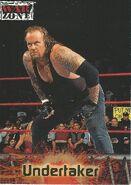 2001 WWF RAW Is War (Fleer) Undertaker 63