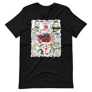 NXT New Year's Evil Sketch T-Shirt