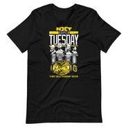 NXT Super Tuesday Iron Man Match T-Shirt