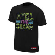 Naomi Feel the Glow Youth Authentic T-Shirt